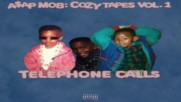 Asap Mob - Telephone Calls Ft. Playboi Carti, Tyler The Creator, Yung Gleesh