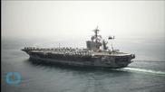 U.S. Warships Accompany British Commercial Vessels in Strait -Pentagon