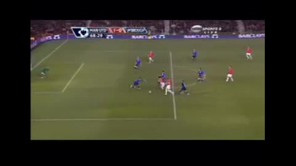 Всички голове на Berbatov за Manchester United в Premiereship през първият му сезон