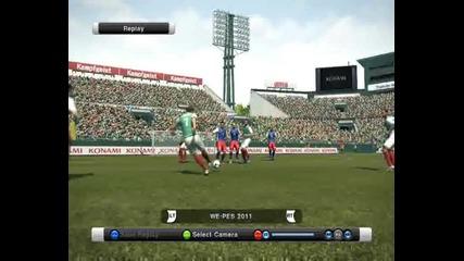 Топ 5 гола на Пес 11 (6)