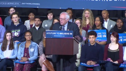 USA: Sanders says only 'Muslim troops' should fight IS on the ground