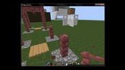 Minecraft Капан за приятели и зомбита