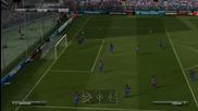 Manager Mode Atletiko Madrid #1 Големи нерви Fifa | 13