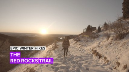 Epic Winter Hikes: The ancient Red Rocks of Colorado
