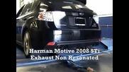 Harman Motive 2008 Impreza Wrx Sti Exhaust