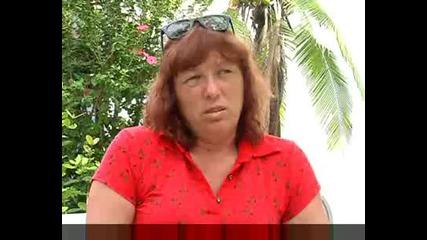 Survivor: Островите на перлите - Интервю с Иванка Костова