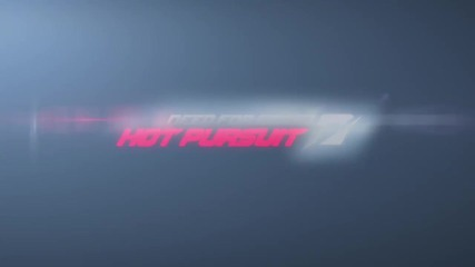 Need for Speed Hot Pursuit Ultimate Cop Trailer