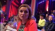 Dancing Stars - Ани Салич подкрепя Нана (08.05.2014г.)