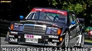 Mercedes 190 E 2.5 16v Evo2 Dtm - Markus Wustefeld - Ibergrennen 2010