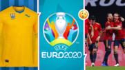 UEFA EURO 2020 започва! Някои интересни факти за първенството, с които да блеснете в компанията