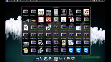 My Flurry Windows 7 Modification