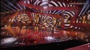 Молдова / Pasha Parfeny - Lаutar / Live - Евровизия 2012