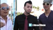 Gbran y Malak ft. J Quiles - Mi forma de extranarte ( Behind the scenes)