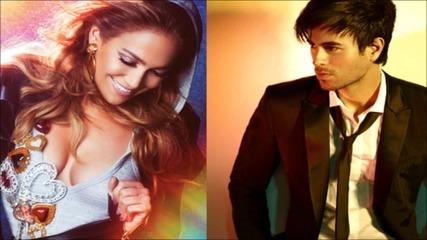 « Превод » Enrique Iglesias Feat. Jennifer Lopez - Mouth 2 Mouth