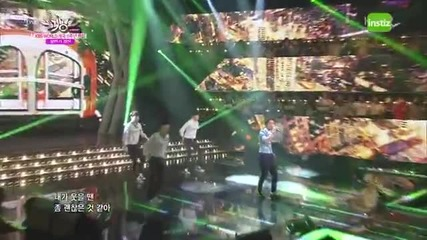 K.will - Day 1 @ Music Bank Half-year special [27/06/14]