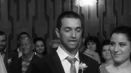 Сватбата на Андриана и Светослав