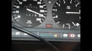 Bmw E30 325i M20 2.8 stroker 0 - 240 km h