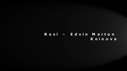 Rozi - Edvin Marton