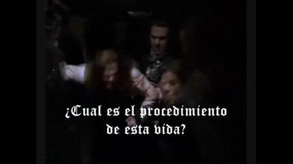 Theatres des Vampires - Suicide Vampire (subtitulado al espanol)