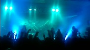 Amon Amarth-sofa Live 18.11.2011