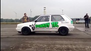 Vw Golf 2 Vr6 Turbo 4 Motion 1026 коня