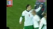 14.10.09 България 1:0 Грузия Браво на Бербатов но не се класирахме !!