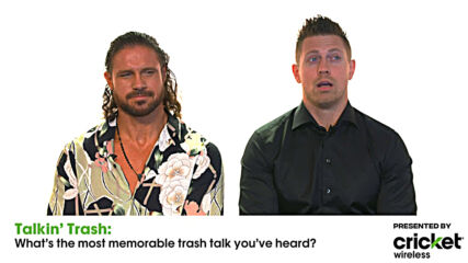 Mr. McMahon butt-dialed John Morrison: WWE What the Hell's on Your Cell? presented by Cricket Wireless