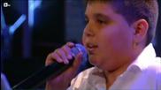 Иван Стоянов - Детска Евровизия 2015 - Национална селекция