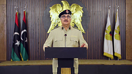 Libya: Haftar commands LNA fighters to advance toward Tripoli