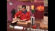 Бон Апети - Пълнозърнест хляб с овес