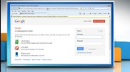 Internet Explorer® 8: How to view a secure website on Windows® 7 by running Internet Explorer® in No