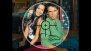 Sms! Малко снимчици на Raul Pena {edo} и Amaia Salamanca {paula} (+subs)