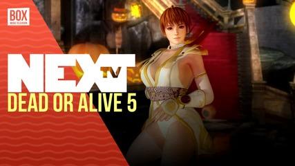 NEXTTV 025: Ревю: Dead or Alive 5