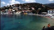 Красотите на остров Закинтос, Гърция.