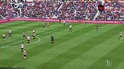 Съндърланд - Арсенал 0:0 /първо полувреме/