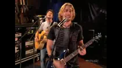 Nickelback - Photograph (aol Sessions 2005)