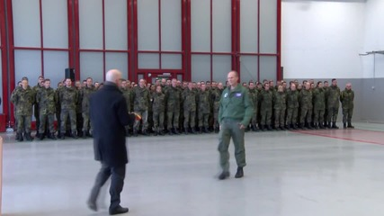 Germany: First Tornados fly out as German Air Force joins anti-IS campaign