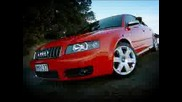 Реклама На Ауди S4 V8