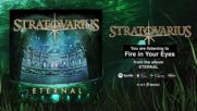 "Stratovarius - Fire in Your Eyes - (official Full Song Stream) - Album ""eternal"" Out Now"