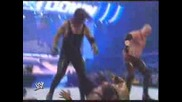 Undertaker & Kane (BOD) Vs. Mark Henry & Big Daddy V 2/2