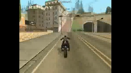 Gta - San Andreas Stunts