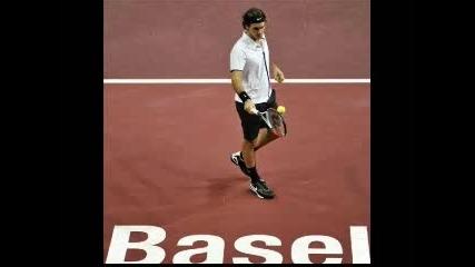 Roger Federer 3 Titli V Basel