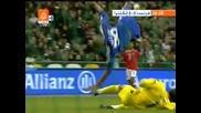 26.03 Франция - Англия 1:0 Франк Рибери Гол