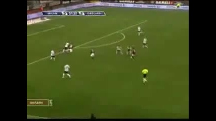 Ronaldinho Skills In Milan