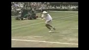 Wimbledon 2003 : Федерер - Филипусис | част 2/2