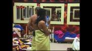 Боряна най - Грозната жена в Big Brother Family 01.04.10