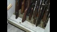 Иззеха над 150 оръжия от 51-годишен