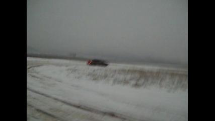 Snow drift Sliven