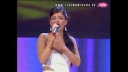 Ivana Dulić - Ciganine, sviraj, sviraj (Zvezde Granda 2010_2011 - Emisija 32 - 14.05.2011)