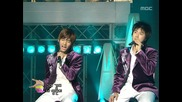 Tvxq - Thanks To (050115 Mbc Music Camp)